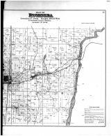 Rushseba Township, Rush City, Chisago County 1888
